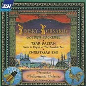 Rimsky-Korsakov: The Golden Cockerel - Suite; The Tale of Tsar Saltan - Suite; Flight of the Bumble-Bee; Christmas Eve - Suite Songs