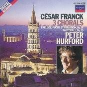Franck: Prélude, Fugue et Variation, Op.18 Song