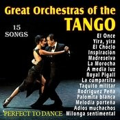 Great Orchestras Of The Tango Songs