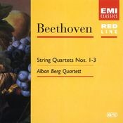 Beethoven: String Quartets 1,2 & 3 Op.18 Songs