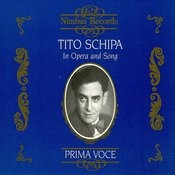 Tito Schipa In Opera And Song Songs