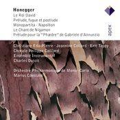 Honegger : Le roi David Songs