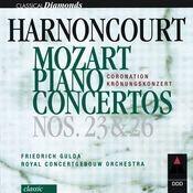 Mozart : Piano Concertos Nos 23 & 26 Songs