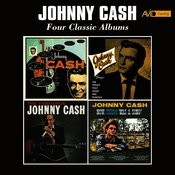Four Classic Albums (With His Hot And Blue Guitar / Johnny Cash Sings The Songs That Made Him Famous / The Fabulous Johnny Cash / Now, There Was A Song) [Remastered] Songs