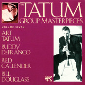 The Tatum Group Masterpieces Vol 7 Songs