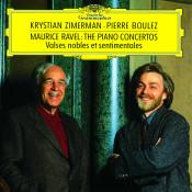 Ravel: Piano Concertos; Valses nobles et sentimentales Songs