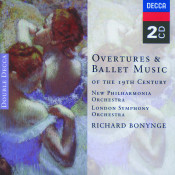 Overtures & Ballet Music of the 19th Century Songs