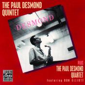 The Paul Desmond Quintet Plus The Paul Desmond Quartet Songs