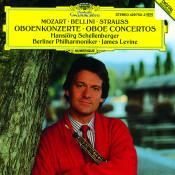 Mozart / Bellini / R. Strauss: Oboe Concertos Songs
