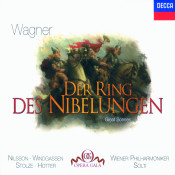 Wagner The Ring Great Scenes Songs