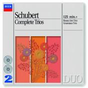 Schubert: Piano Trio No. 2; Piano Trio In One Movement Songs