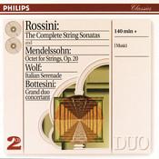 Rossini: String Sonatas/ Wolf: Italian Serenade//Mendelssohn: Octet Songs