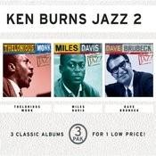 Ken Burns Jazz (3 Pak) II - Thelonious Monk/ Miles Davis/ Dave Brubeck Songs