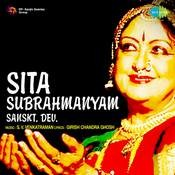Sita Subrahmanyam (sanskrit Devotional) Songs