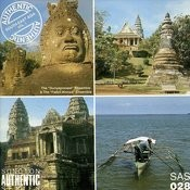 Authentic South-East Asia 1: Vietnam/Burma/Cambodia/Laos/Malaysia Songs