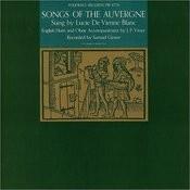 Songs Of Auvergne Songs
