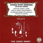 Dedicated To The Czech Nonet Songs