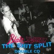 The Shit Split Double CD Songs