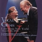 Vocal Gems - Live From New York Songs