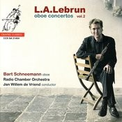 Lebrun & Beethoven: Oboe Concertos Vol. 2 Songs
