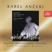 Ančerl Gold, Vol.38 Mozart: Piano Concertos Nos. 9 & 23/Horn Concerto No. 3 Songs