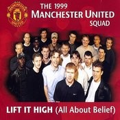 Lift It High (All About Belief) Song