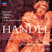 Hogwood conducts Handel Oratorios Songs