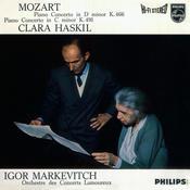 Mozart: Piano Concerto In D Minor, K.466; Piano Concerto In C Minor, K.491 Songs