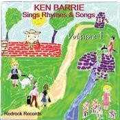 Ken Barrie Sings Rhymes & Songs, Volume 1 Songs