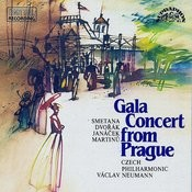 Smetana / Dvorak / Janacek / Martinu: Gala Concert From Prague Songs