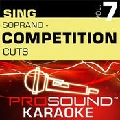 Vision Of Love (Competition Cut) [Karaoke With Background Vocals]{In The Style Of Mariah Carey} Song