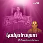 Shree garuda dandakam by manasi prasad prof. M. A. Lakshmitatachar.
