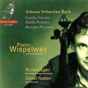 J.S. Bach: Gamba Sonatas Songs