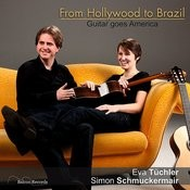 From Hollywood To Brazil - Guitar Goes America Songs