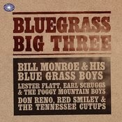 Bluegrass Big Three Vol. 2 Songs