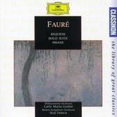 G. Fauré: Requiem op.48 / Dolly Suite op.56 / Pavane op.50 Songs