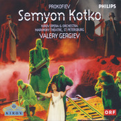 Prokofiev: Semyon Kotko (2 CDs) Songs