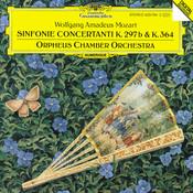Mozart: Sinfonia Concertante K.297b & K.364 Songs