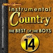 Instrumental Country: The Best Of The Boys, Vol. 14 Songs