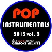 2013 Pop Instrumentals, Vol. 8 Songs