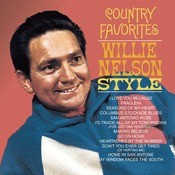 Country Favorites - Willie Nelson Style Songs