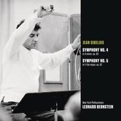 Sibelius: Symphony No. 4 In A Minor, Op. 63; Symphony No. 5 In E-flat Major, Op. 82 Songs