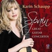 Spain: Great Guitar Concertos Songs