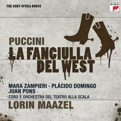 Puccini: La Fanciulla Del West Songs