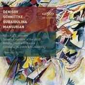 Denisov, Schnittke, Gubaidulina, Mansurian: Chamber Music Songs