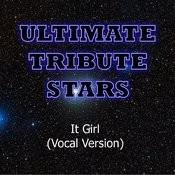 Jason Derülo - It Girl (Vocal Version) Songs