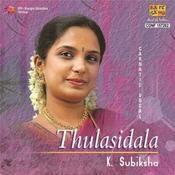 Thulasidala K Subiksha Vocal Songs