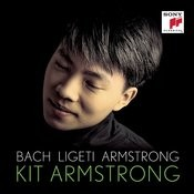 Bach / Ligeti / Armstrong Songs