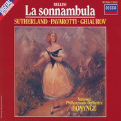 Bellini: La Sonnambula (2 Cds) Songs