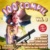 100% Compil, Vol. 3 Songs